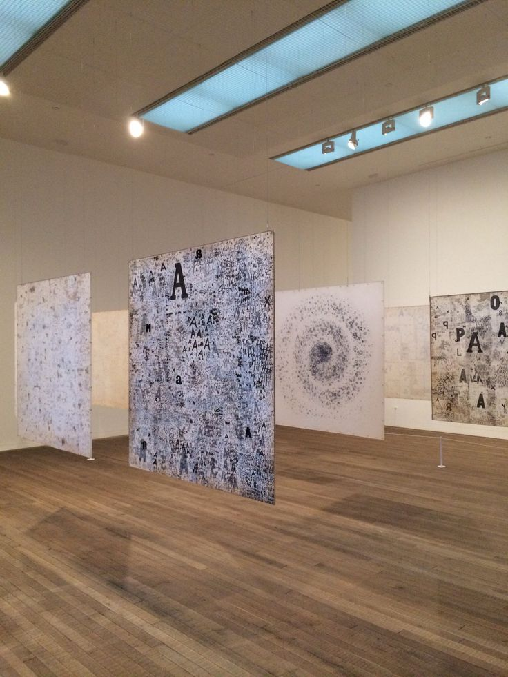 Mira Schendel. Tate modern