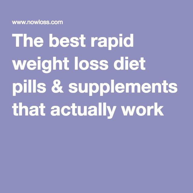 rapid weight loss pills nzxt