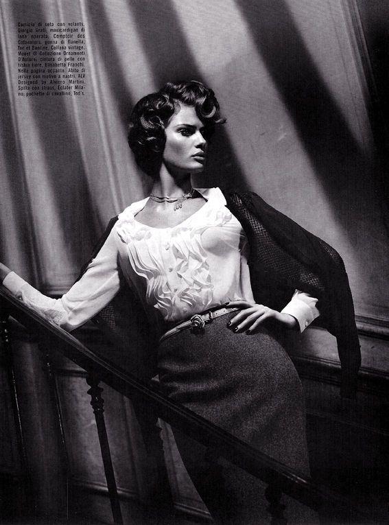 Vogue Italia September 2011.
