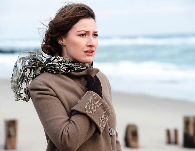 "Merida's day job: Kelly Macdonald, star of ""Brave,"" appears on HBO's ""Boardwalk Empire."""