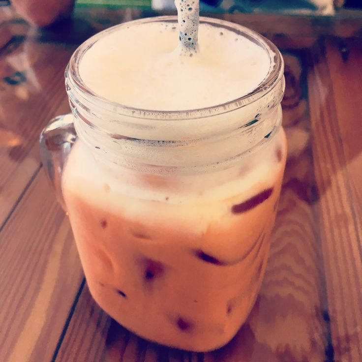 One Yada Cafe (Richmond): Iced Cha Thai [8/10].
