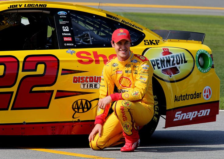 Joey Logano Photos - Daytona International Speedway - Day 3 - Zimbio