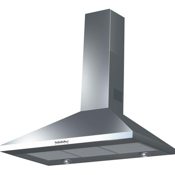 Smeg 90CM Stainless Steel Canopy Rangehood K28X90.   E Trading - Kitchen, Bathroom & Laundry