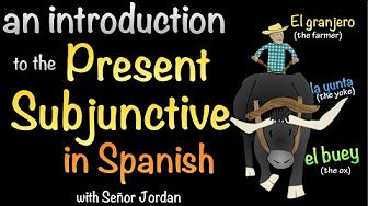 subjunctive - YouTube