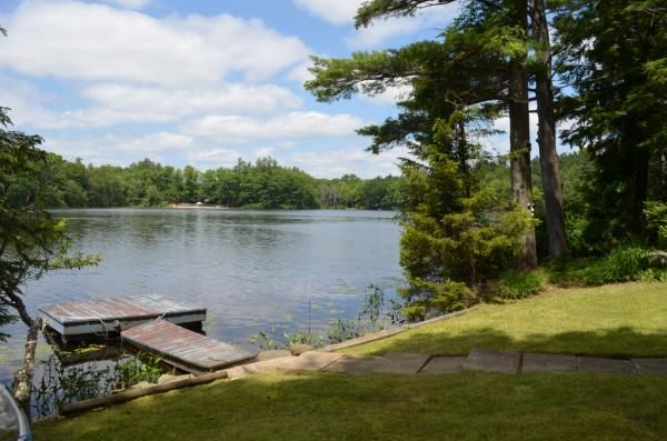 72 Lower Camp Road Lucas Pond Real Estate Homes For Sale
