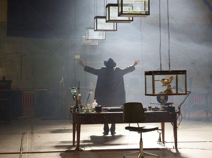 «Макс Блэк, или 62 способа подпереть голову рукой», режиссер Хайнер Гёббельс. Фото здесь и далее: Андрей Безукладников