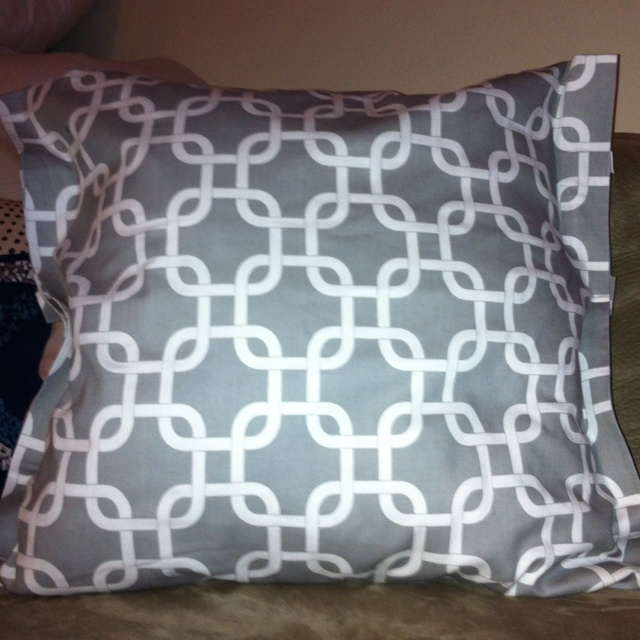 Love my DIY cushion covers! & 37 best reupholstering images on Pinterest | Armchair Cushions ... pillowsntoast.com