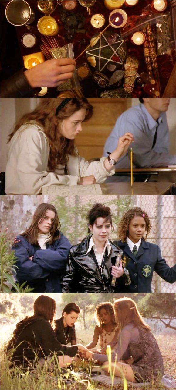 The Craft (1996) really good witch movie
