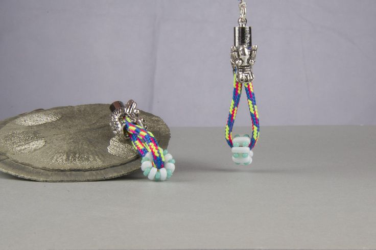 Ohrringe - Ohrringe, maritim, bunt - ein Designerstück von kreativrausch-kiel bei DaWanda