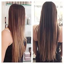Image result for asian balayage straight hair