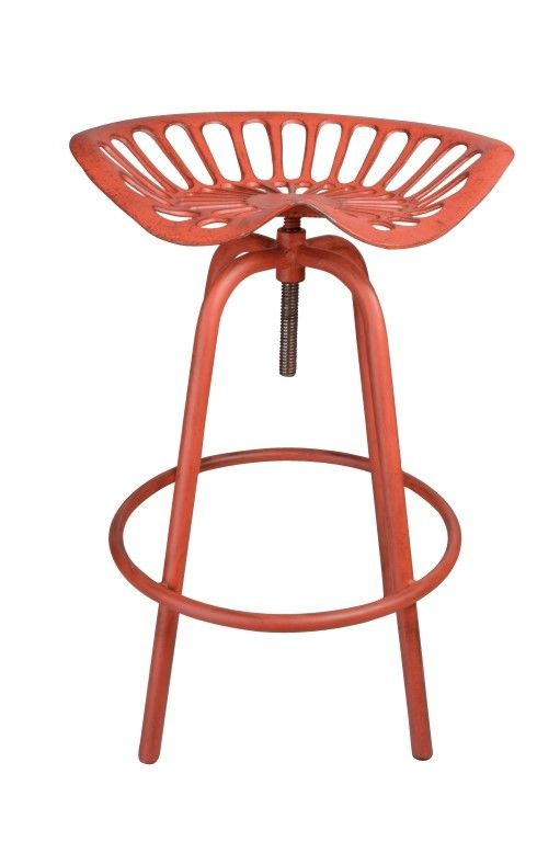 Old Fashioned Tractor Seat Stool Add a talking point about your kitchen with a classic icon  sc 1 st  Pinterest & 64 best tractor seats images on Pinterest | Tractor seats Tractor ... islam-shia.org
