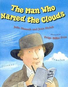 Children's Books about Different Types of Clouds -- K-Gr. 8 @brianna