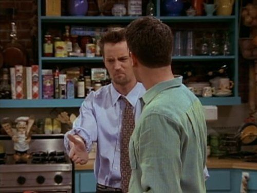 Chandler and Ross