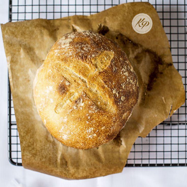 chleb w 5 minut