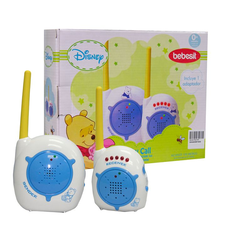 Monitor Pooh. Disney.