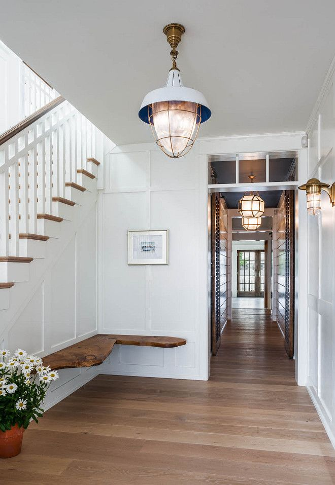 Beautiful Entry Hall Lighting