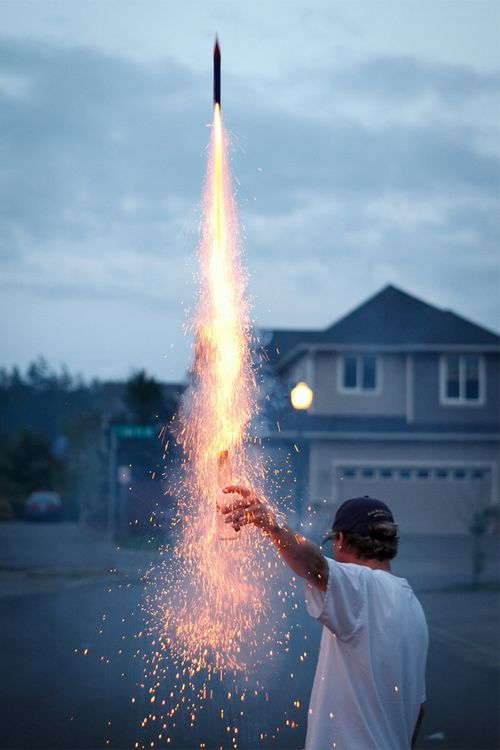 plasmatics:  Bottle Rocket by Jason Groepper