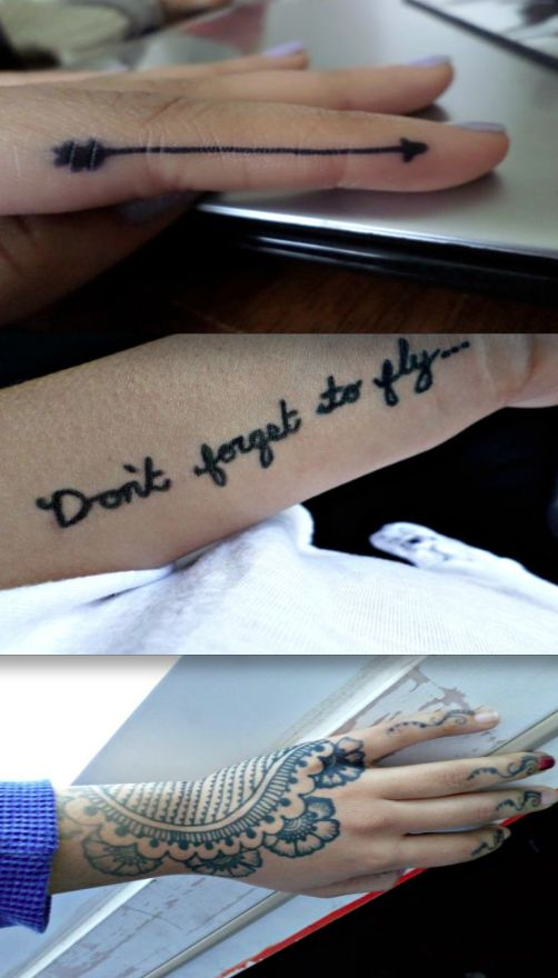 393 best xoapproved products images on pinterest beauty for Write your own tattoo