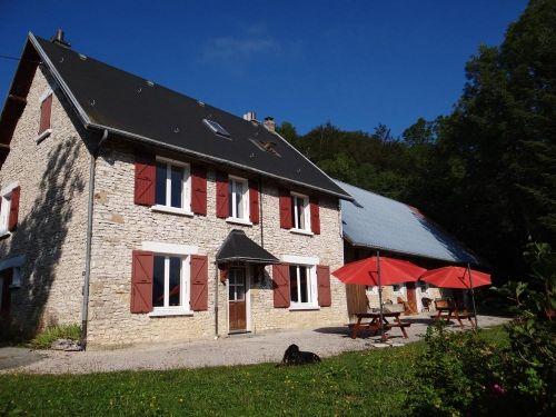 Grand gite à Rencurel, Isère, entre Villard de Lans et Pont en Royans