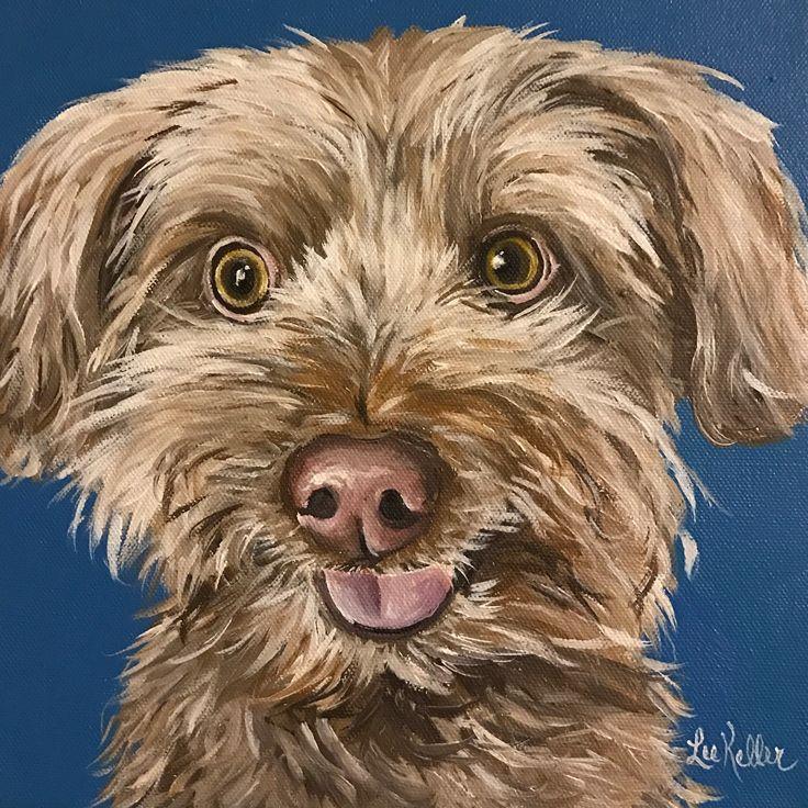 15 best Dog Art, Cat Art, tom pet paintings images on ...