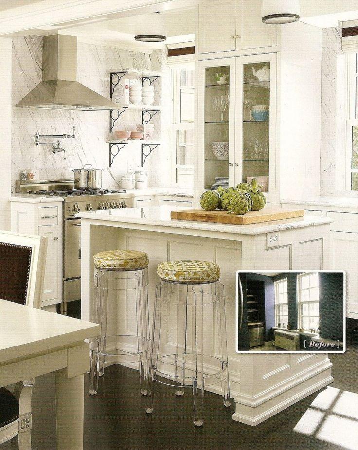 kitchen accessories design%0A great use of materials via annakohlerkitchen  kitchens  decor