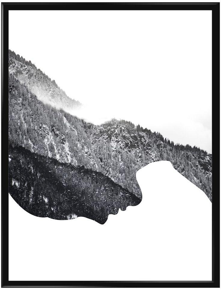 """En dramatisk illustration som vi valt att kalla """"Mother Nature"""" eller """"Moder…"""