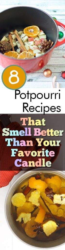 8 Potpourri Recipes That Smell Better Than Your Favorite Candle - My List of Lists| Potpourri Recipes, Homemade Potpourri Recipes, Delicious Potpourri Recipes, Potpourri Recipes for Fall, Popular Pin, Fall Home, Fall Home Decor