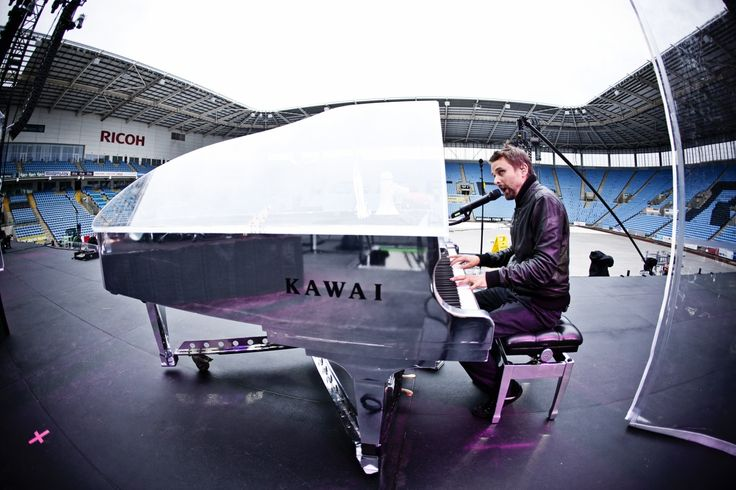 MUSE: IMAGES - The Unsustainable Tour Rehearsals Coventry 2013