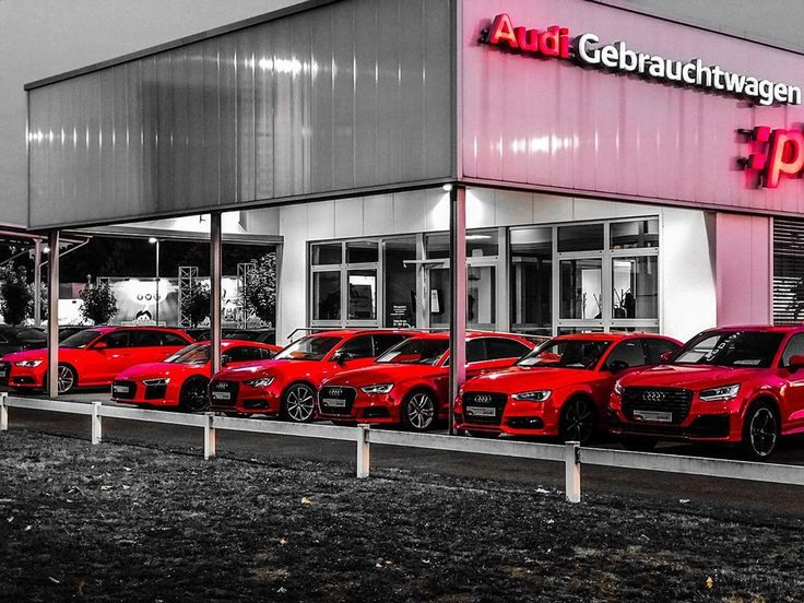 #audi #potti #dream #iphonography #red #photography