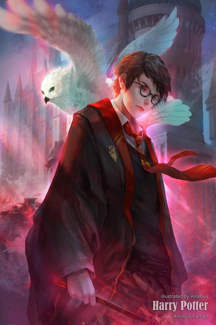 Harry Potter by antilous