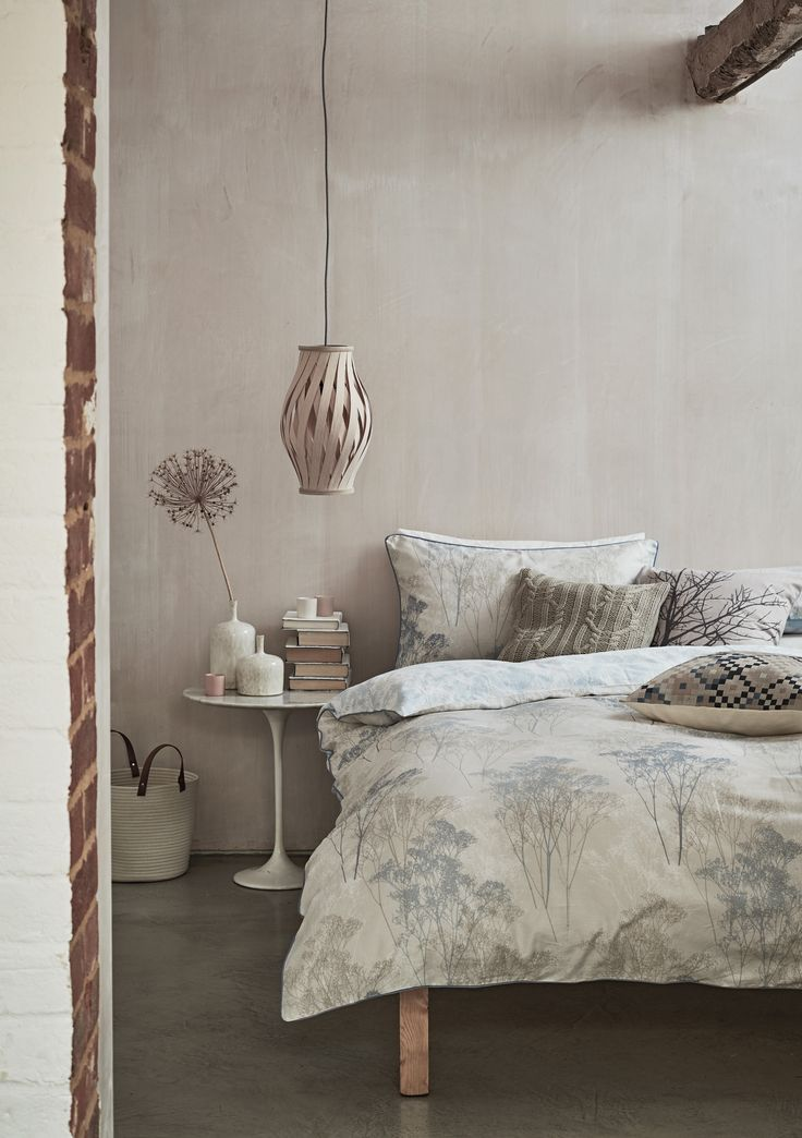 Muted tones and barely-there designs give our Harmony bedroom collection a sense of calmness and serenity.
