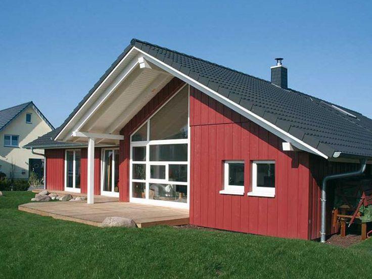 Haus Natalie • Holzhaus von Dammann-Haus • KfW – Effizienzhaus mit modernster Haustechnik und Wärmedämmung. Jetzt bei Musterhaus.net informieren!