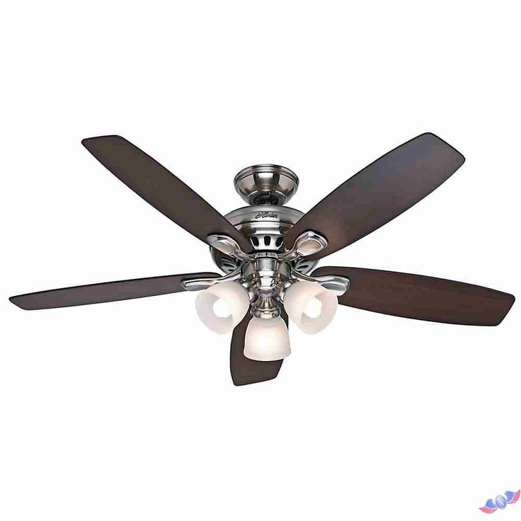 238 best ceiling fans images on pinterest ceilings blankets and remote fan for living room hunter highbury 52 in indoor brushed nickel ceiling the home depot mozeypictures Image collections