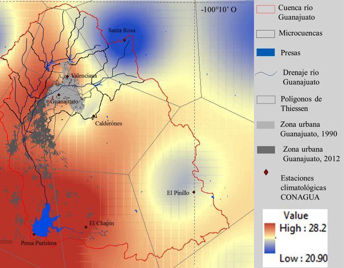 Martínez-Arredondo, J. C., Jofre Meléndez, R., Ortega Chávez, V. M., & Ramos Arroyo, Y. R. (2015). Descripción de la variabilidad climática normal (1951-2010) en la cuenca del río Guanajuato, centro de México [Figura 8]. Acta Universitaria, 25(6), 31-47. doi: 10.15174/au.2015.799