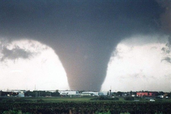 """""""27 years ago, in 1987, Edmonton was struck by a F4 tornado that killed 27 people, injured over 300, and caused more than $332.27 million in damage. Inspired by the overwhelming community response to the disaster, former mayor Laurence Decore called Edmonton..."""