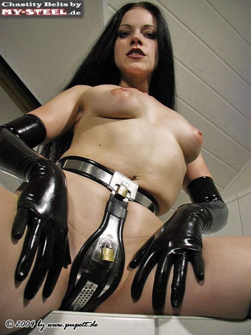 BIRD your bdsm female chastity her implants