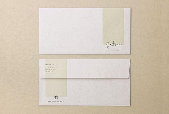 お客様の制作例 長3カマス封筒 ハグルマオンラインストア 封筒 カード 冊子 箱 タグ