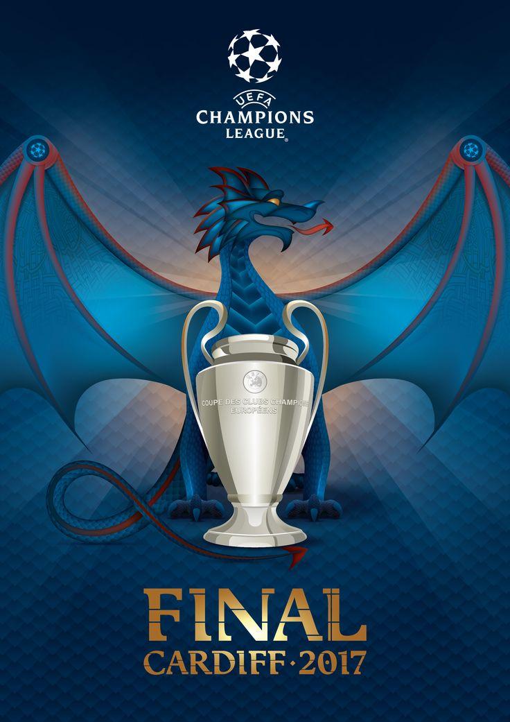 Logotipo Final Champions Cardiff 2017