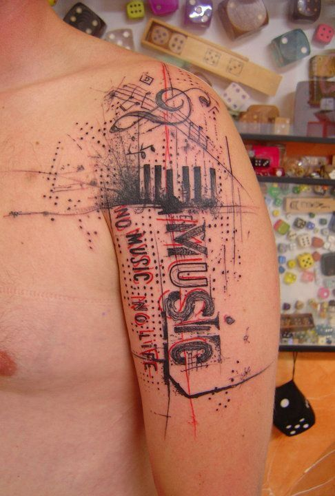 38 best images about music tattoos on pinterest for The best tattoo ink