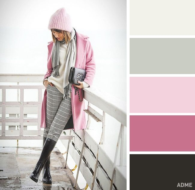 15perfect color combinations for your winter wardrobe