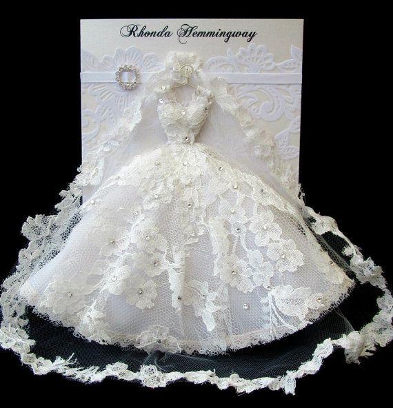 Reservados encargo para Rebecca tarjeta de vestido de por BSylvar