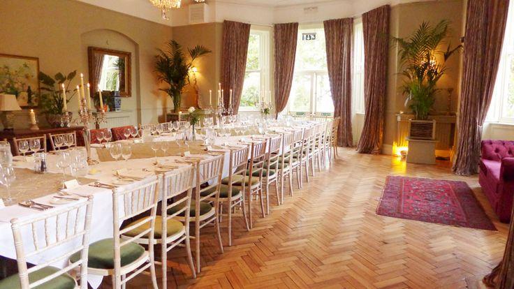 Private Dining in Halpin Suite