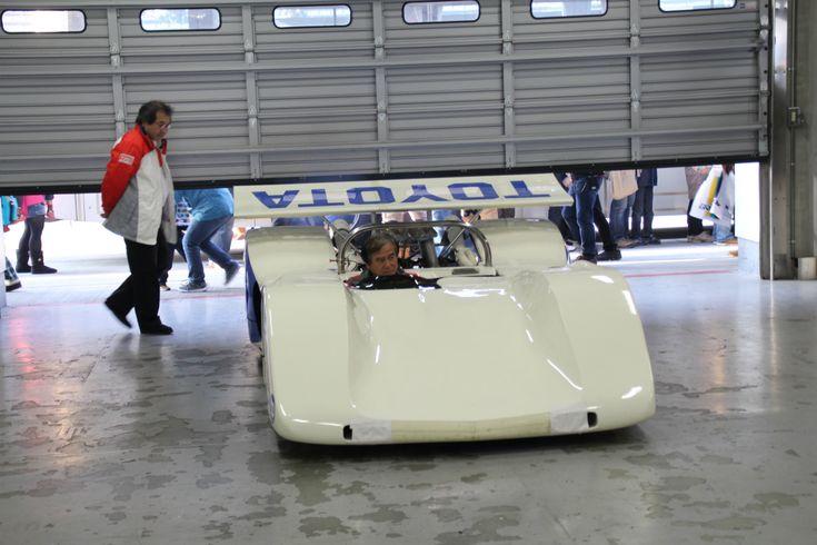 メーカ系ファン感謝イベントの魅力と云えば、伝説の名車を目の当たりに出来るところ。今回のTGRFでは、トヨタ7のエンジンウォームアップ(暖気)シーンに立ち会えました。 今回展示/走行を行ったトヨタ7[nextpage ti ...