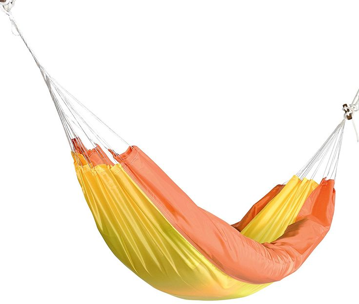 Jobek 23105 travel hammock TRAVEL SET SIERRA yellow orange