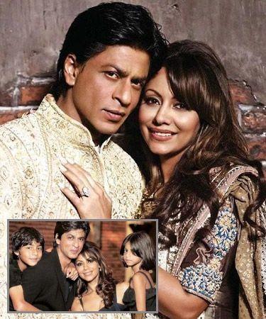 Shahrukh Khan-Gauri Khan