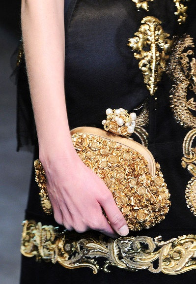 Baroque Style Dolce and Gabbana