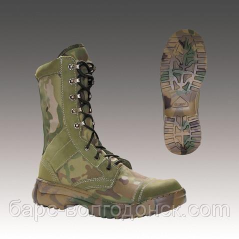 Высокие ботинки барс