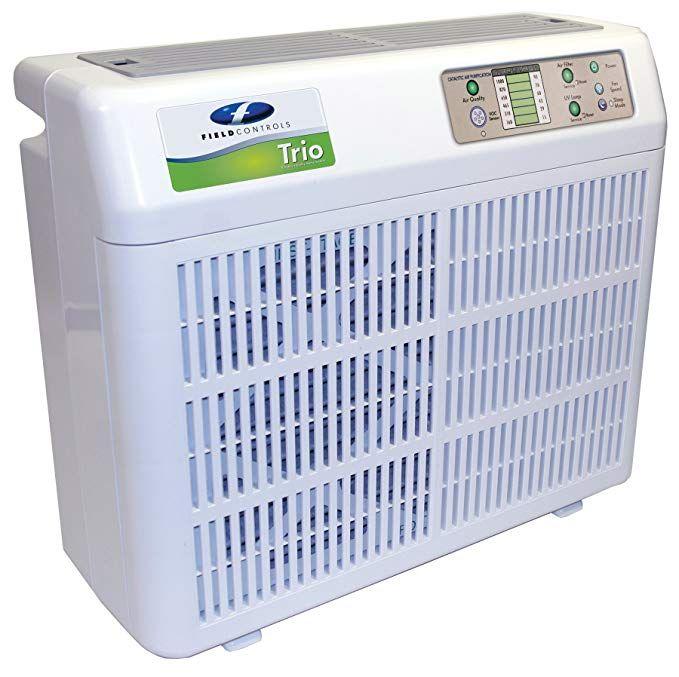 Field Controls Trio 1000p Trio Portable Air Purification System Review Portable Air Purifier Air Purifier Air Purifier Reviews