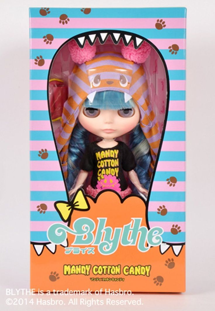 Blythe my husband is giving me for Christmas!! Sweet man! This will be my first Blythe and I can't wait for Christmas!!