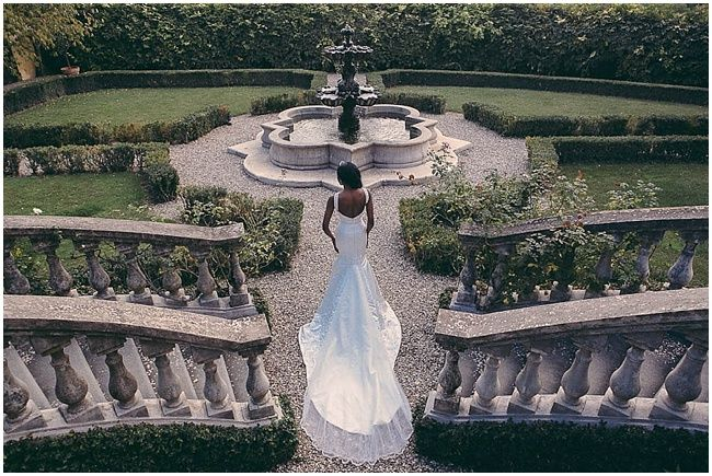 Kosibah Wedding Dress | Beautiful Italian Wedding Inspiration Il Borro Tuscany - NIkos Gogoas Photography Nu Bride